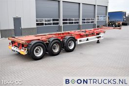 container chassis semi trailer Krone SD | 2x20-30-40-45ft HC * ACHTERSCHUIVER 2012