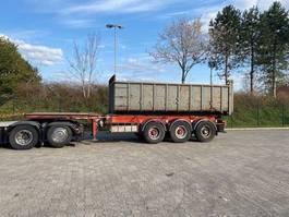Container-Fahrgestell Auflieger Haldex Wabco 2000