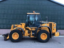 wheel loader Hyundai HL 757-9 A 2014