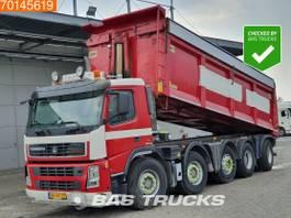 tipper truck > 7.5 t Terberg FM 2850 -T 10X4 NL-Truck Big-Axle Lift+Lenkachse Euro 5 2008