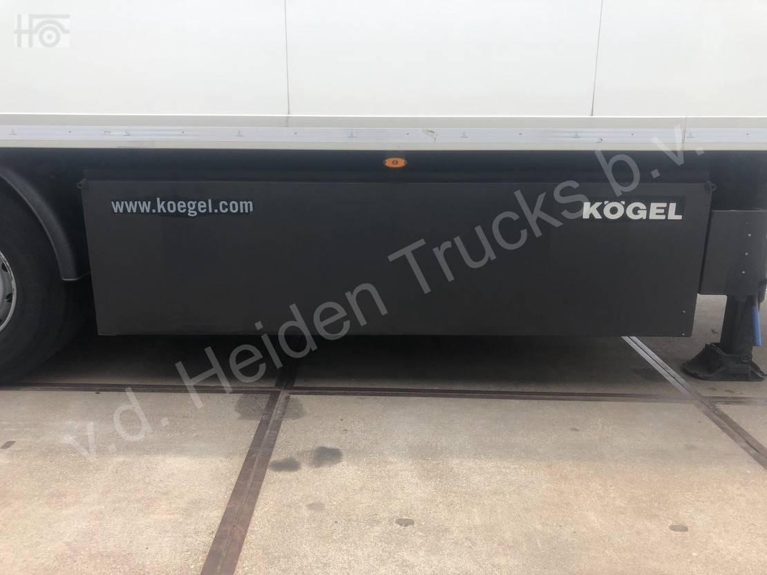 Kühlauflieger Kögel SVA 24 | Thermo King SLXe 200 | Doppelstock | 1341x250x270 2015