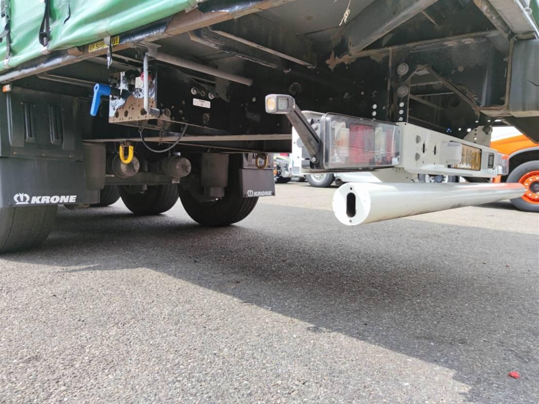 Schiebeplanenauflieger Krone SD - BPW-ecoplus - Schuifzeilen + Schuifdak - TUV XL - Meerdere uitvoorr... 2014