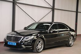 sedan car Mercedes-Benz S-klasse 350 4M BlueTEC LANG NETTO PRIJS EX BTW 2017