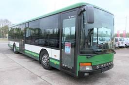 city bus Setra 09.2021 EVOBUS S315 NF AHK MATRIX RETARDER 2001