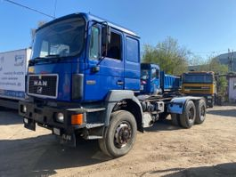 cab over engine MAN 26 403 ZF 6X6 Manual.Full Steel.in top.Not27.403 1998