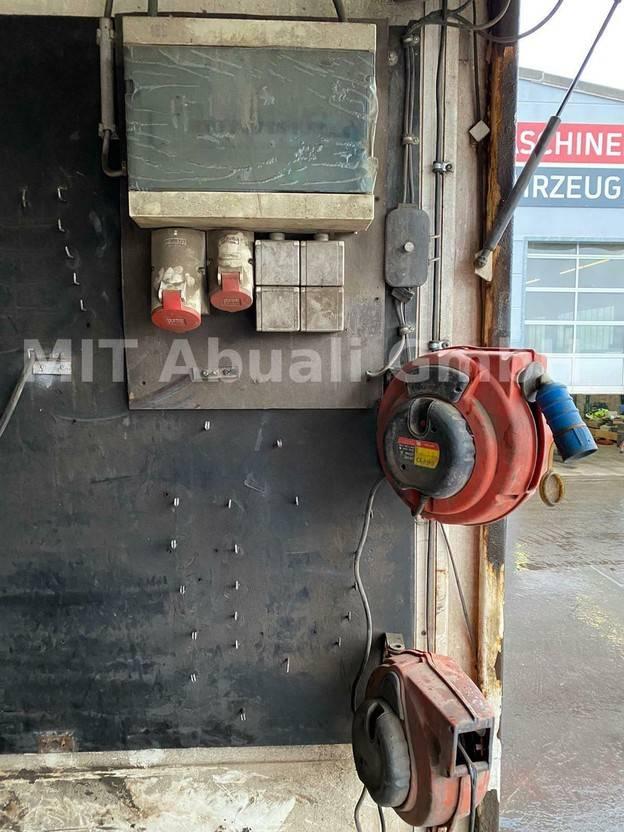 Koffer LKW MAN 8. 163 LC * 2004* 437641* Werkstattkoffer ** 2004
