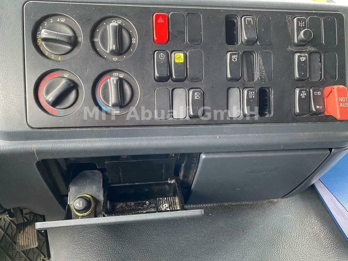 Saugwagen Mercedes-Benz Actros 4140 / KAISER Saugaufbau KWP1600 2001