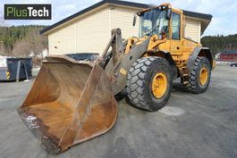 wheel loader Volvo L 120E 2004
