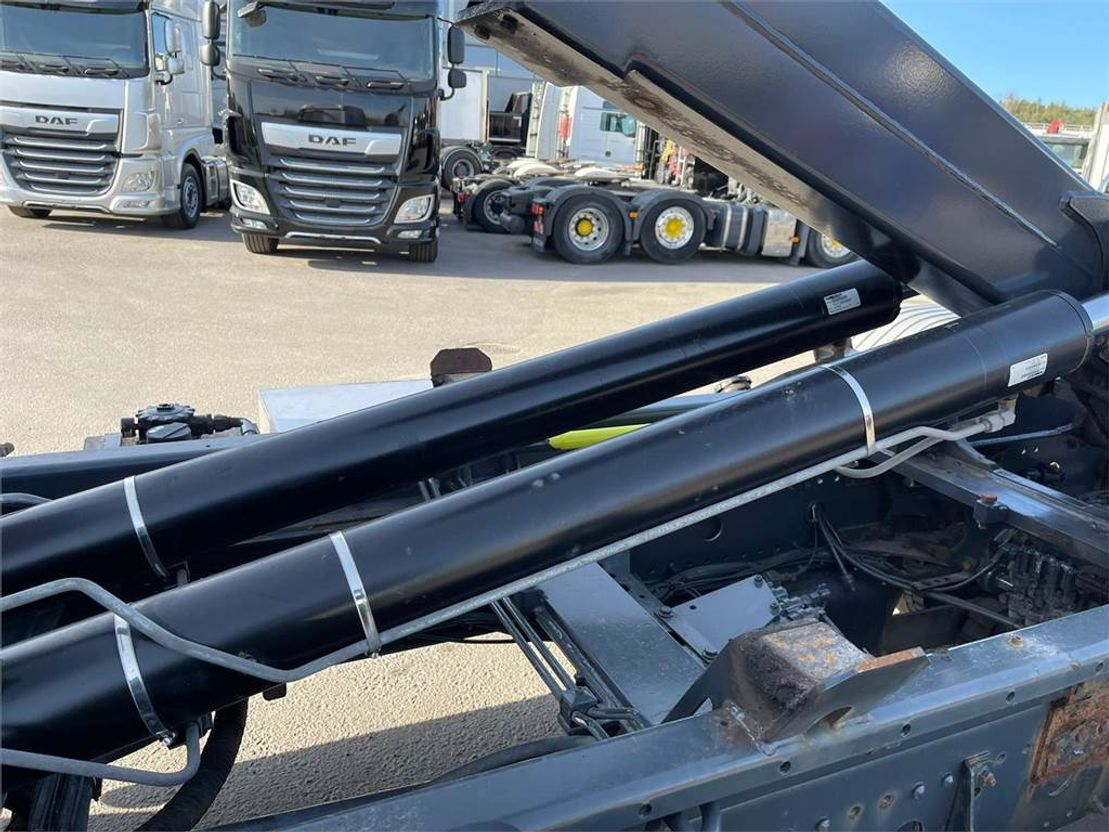 Container-LKW Mercedes-Benz Atego 1218 1218L 4X2 2003