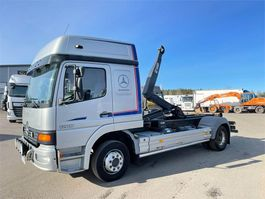 container truck Mercedes-Benz Atego 1218 1218L 4X2 2003