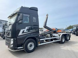 container truck Volvo FH 480 6x2 2010