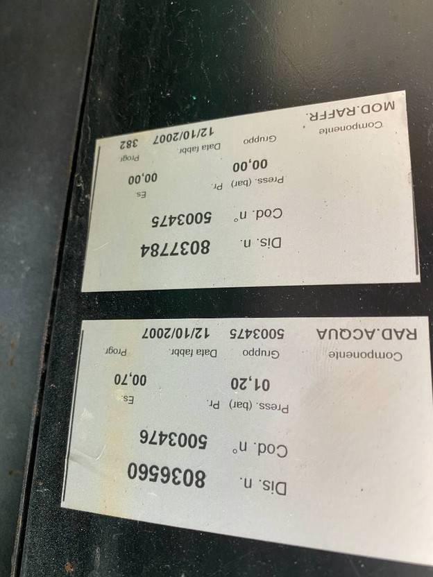 Betonpumpe Diversen Imer P4.65 - UNUSED 2008