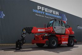 rigid telehandler Manitou MRT2550 PRIVILEGE PLUS Valid inspection, *Guarante 2021
