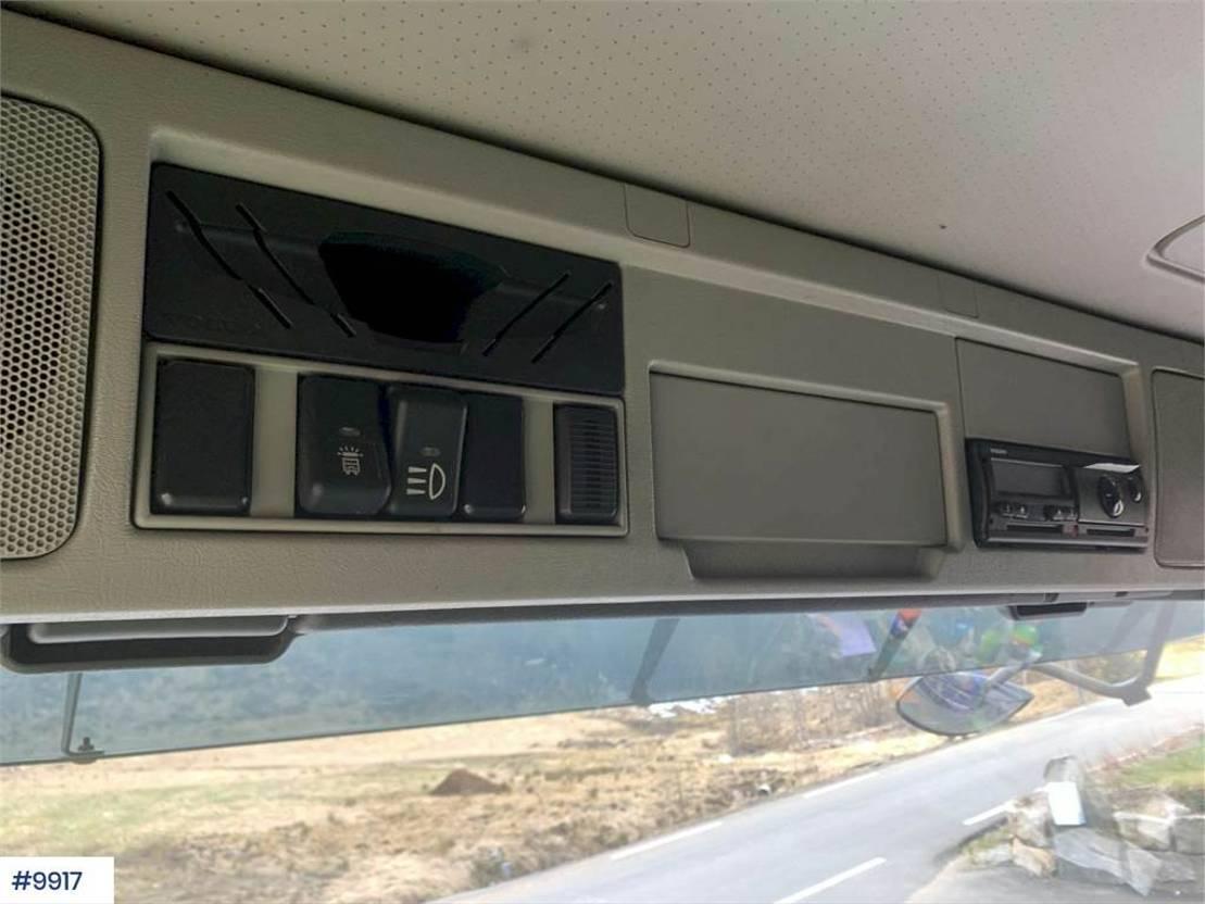 Kranwagen Volvo FM 13.460 6x2 Crane truck with Hiab244 crane 2009