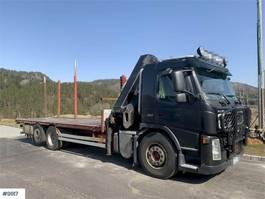 crane truck Volvo FM 13.460 6x2 Crane truck with Hiab244 crane 2009