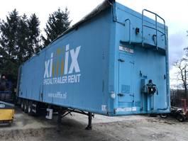 walking floor semi trailer Kraker CF 200 91 m3. €6250,- !!!!!!! 2007