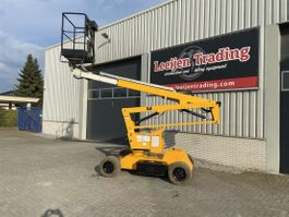articulated boom lift wheeled Niftylift HR12 NDE 2009
