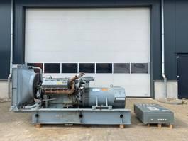 generator MAN D2858 MT AEG 230 kVA generatorset ex emergency