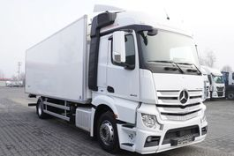 refrigerated truck Mercedes-Benz Actros 1842 , E6 , 4x2 , 19 EPAL , 170,000km , 2015 , Carrier 85 2014