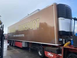 refrigerated semi trailer Chereau 3 AXLE - SAF + CARRIER VECTOR 1800 2007