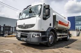 tank truck Renault Premium 280 DXI-SOURCE+DOME-13000L/4COMP 2007