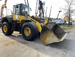 wheel loader Komatsu WA 380-6 - *NEW BLADE* - BE MACHINE - CENTRAL LUBRIFICATION - *CAMERA* - ROPS - CE - 12.502H - 2011