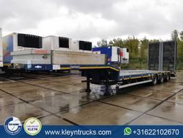 lowloader semi trailer Nooteboom OSDS-48-03V EXTEND. 2016