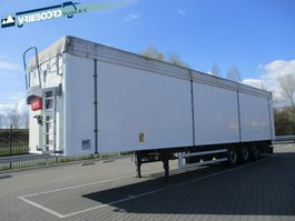 walking floor semi trailer Knapen Trailers K100 2015
