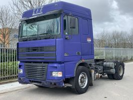 cab over engine DAF XF 95 RETARDER euro 3 2002