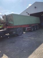 tipper semi trailer Carnehl CHKS/AL 1996