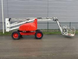 articulated boom lift wheeled Haulotte HA 20 PX 2008