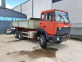 tipper truck > 7.5 t Magirus kipper 1987