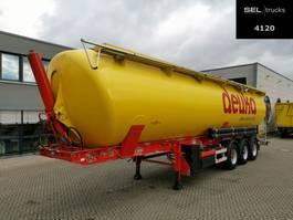 tank semi trailer semi trailer SPITZER Spitzer SK 2760 CAL / Kippsilo / 60.000 l