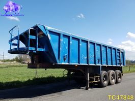 tipper semi trailer Benalu Benalu_SIDERALE Tipper 2005