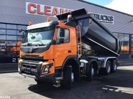 tipper truck > 7.5 t Volvo FMX 460 8x4 Just 71.052 km! 2018