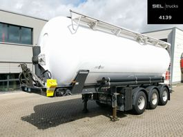 tank semi trailer semi trailer SPITZER BSK2738CAL1 / Kippsilo / 38.000 l / Alu-Felgen