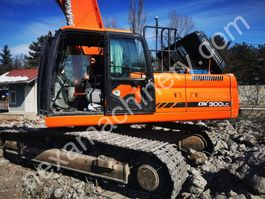 crawler excavator Doosan DX300LC 2016