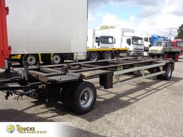 container chassis trailer Jumbo MV 200 + 2 AXLE 2003