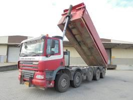 tipper truck > 7.5 t Ginaf X 5250 TS 2009