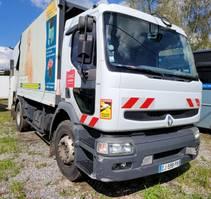 garbage truck Renault Premium 270 GARBAGE DISPOSAL TRUCK 2002