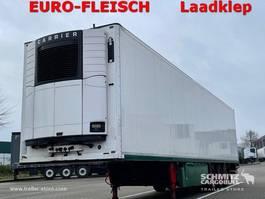 refrigerated semi trailer Schmitz Cargobull Vries Vleeshangwerk Hydr. laadklep 2012