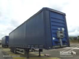 sliding curtain semi trailer General Trailers Semitrailer Rideaux Coulissant Standard 2002