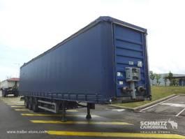 Schiebeplanenauflieger General Trailers Semitrailer Rideaux Coulissant Standard 2002