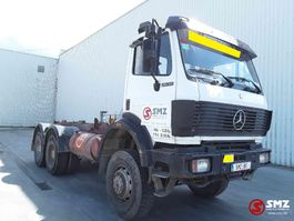 chassis cab truck Mercedes-Benz SK 2635 6x6 13t 1993