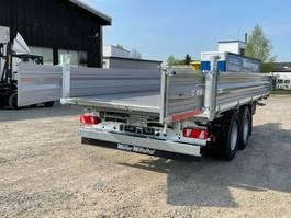 tipper trailer Müller-Mitteltal Ka-Ta-R11,9 mit Kombi-Türen, 385/55R 19,5