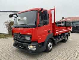 tipper lcv Mercedes-Benz 818|Kipper neu |2x AHK|E6|1A Zustand|505,00€Rate 2015