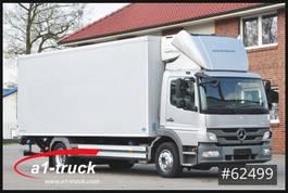 refrigerated truck Mercedes-Benz Atego 11/2021 , Kühlkoffer, Bi-Temp, Carrier, Wilke Aufbau 2013