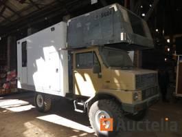 Koffer LKW Bremach 35