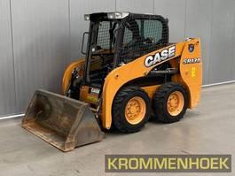 skid steer wheeled loader Case SR 130 2016