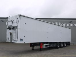 walking floor semi trailer Knapen Trailers K 100 / KT 01, 10 mm, 91m³ 2019